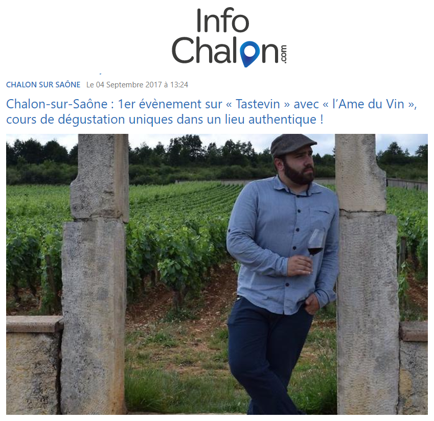 article info chalon